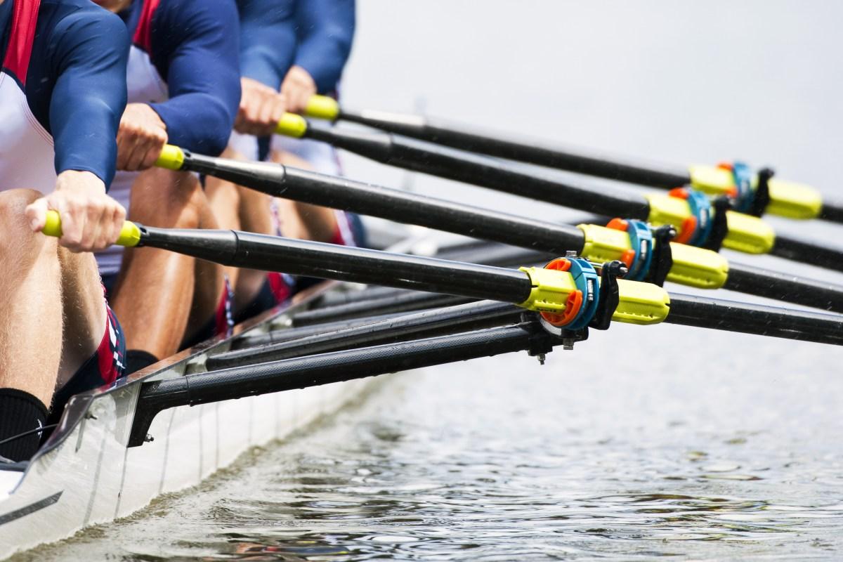 Rowing image